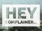 Image result for THE DISPLEASURE OF COMPLAINERS